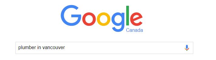 Google serch query