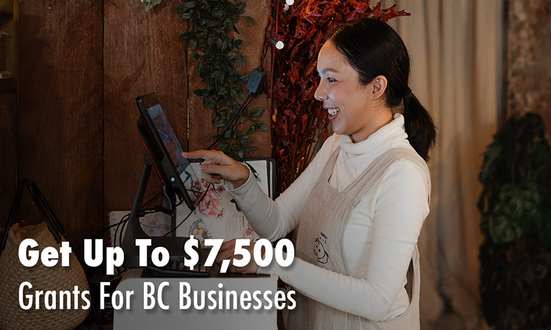 BC Government Announces $12M In E-Commerce Grants For Businesses